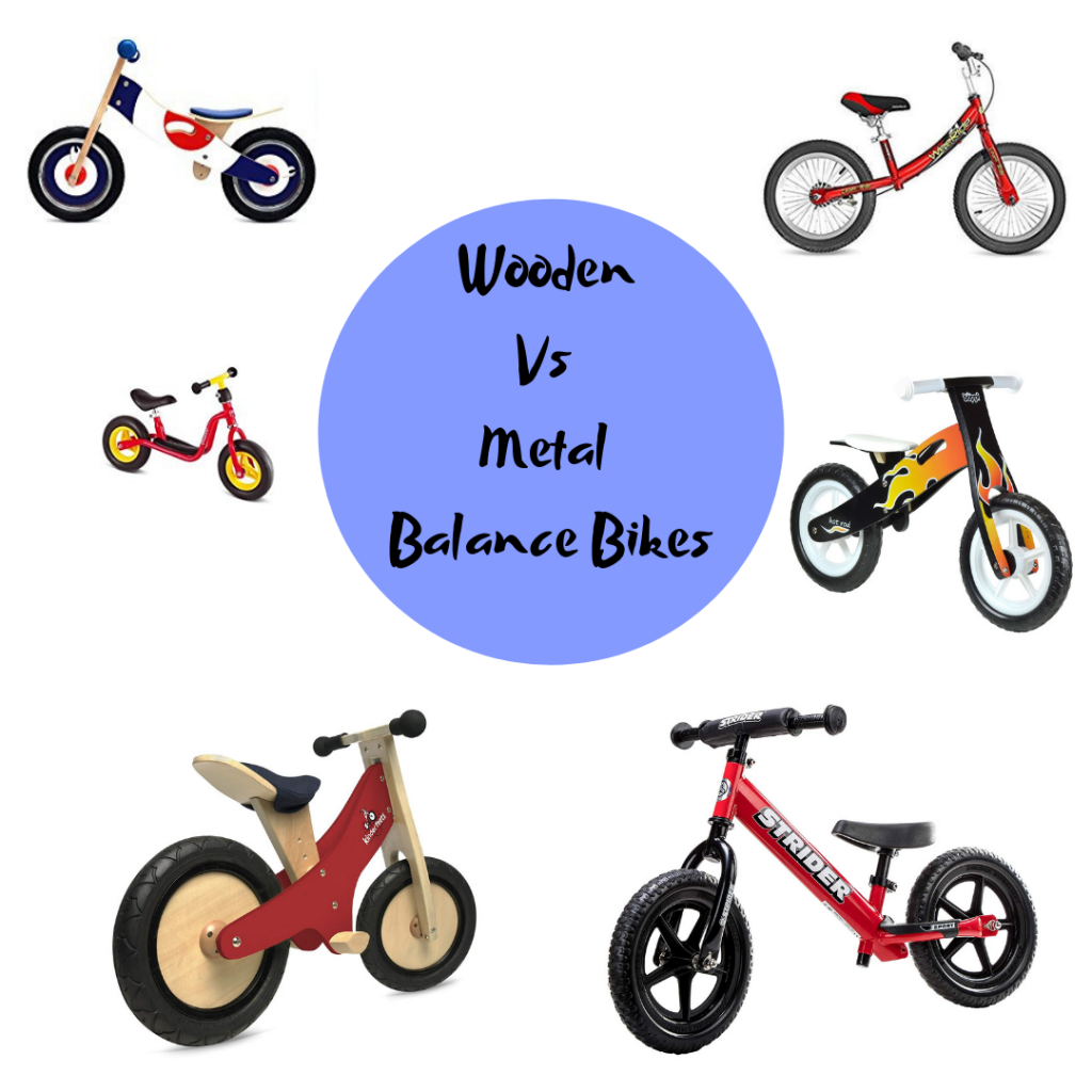 Wooden Balance Bikes Vs Metal Balance Bikes Best Balance Bikes For