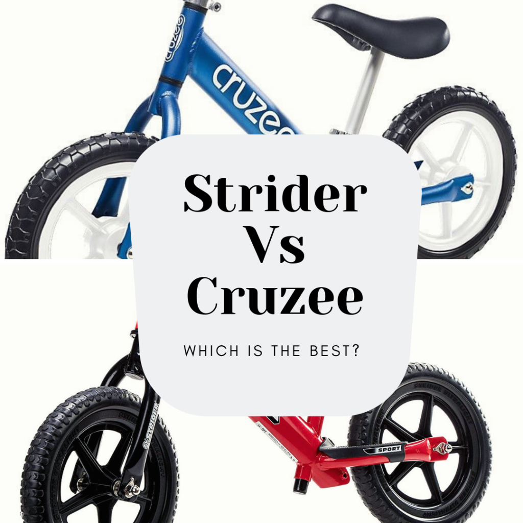 Super Strider Vs Cruzee Best Balance Bikes For Kids Camellatalisay Diy Chair Ideas Camellatalisaycom
